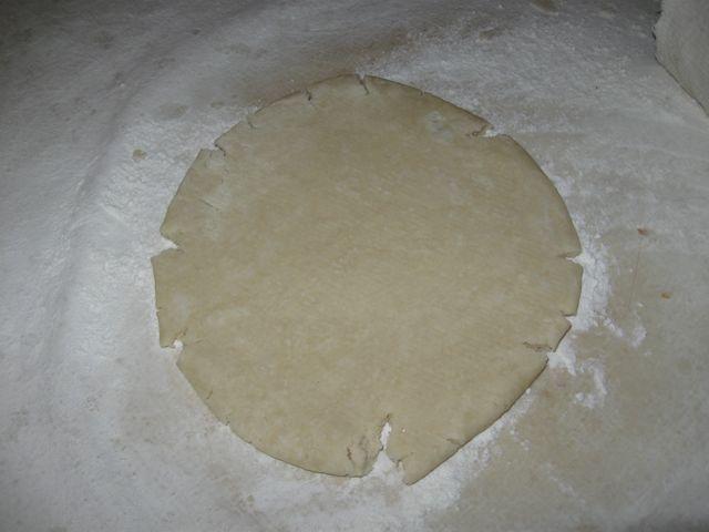 Dough cracking again
