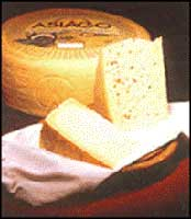 Asiago-cheese
