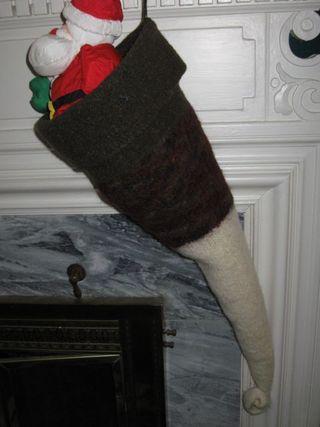 Cone stocking 09 1