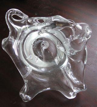 Crystal octopus