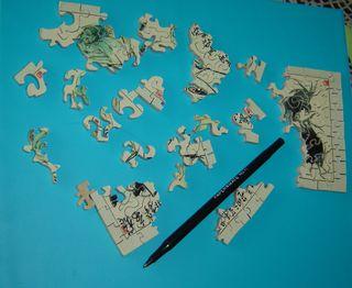 Puzzle undone 1