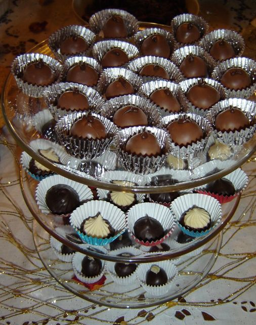 Tower of truffles 2