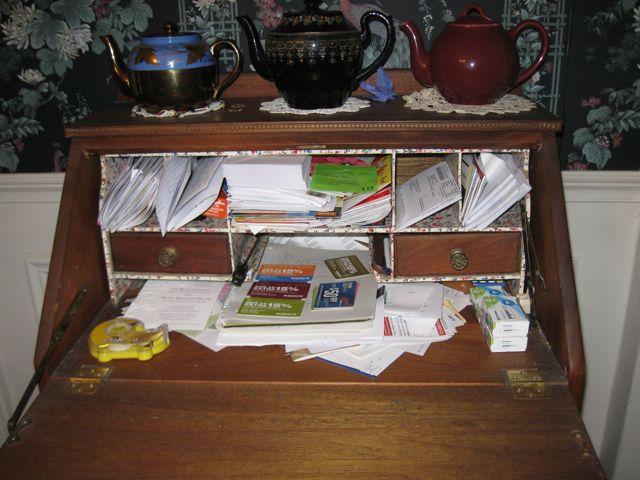 Bill desk