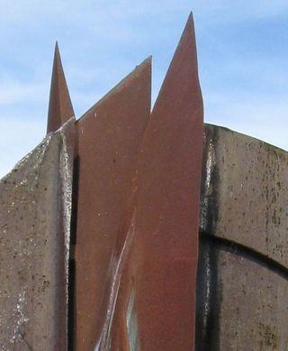 Rust sculpture 7