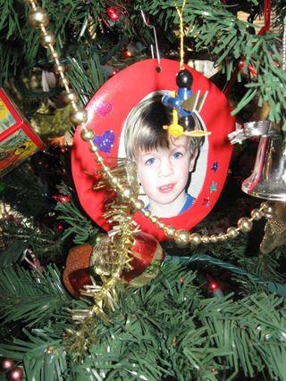 Homemade ornament 2