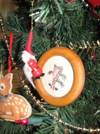 Homemade ornament 4