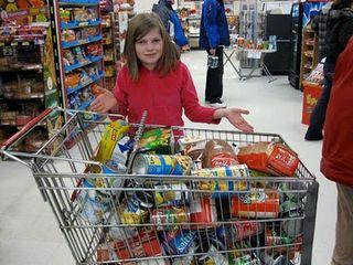 Kate w cart