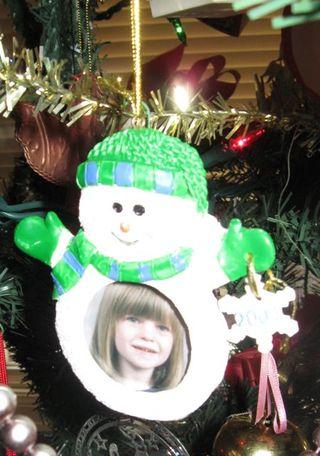 Homemade ornament 3