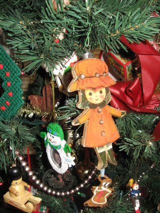 Homemade ornaments 1