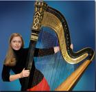 Blog sidebar harp pic
