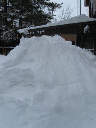 Snowpile 1