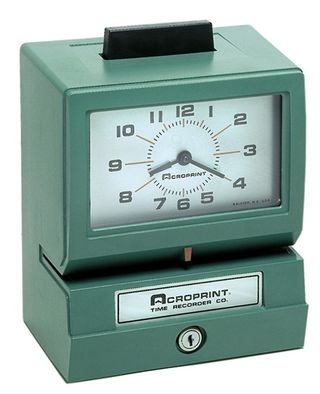 Mod.125 HD Time Clock