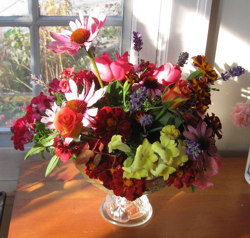 Last Bouquet 2011