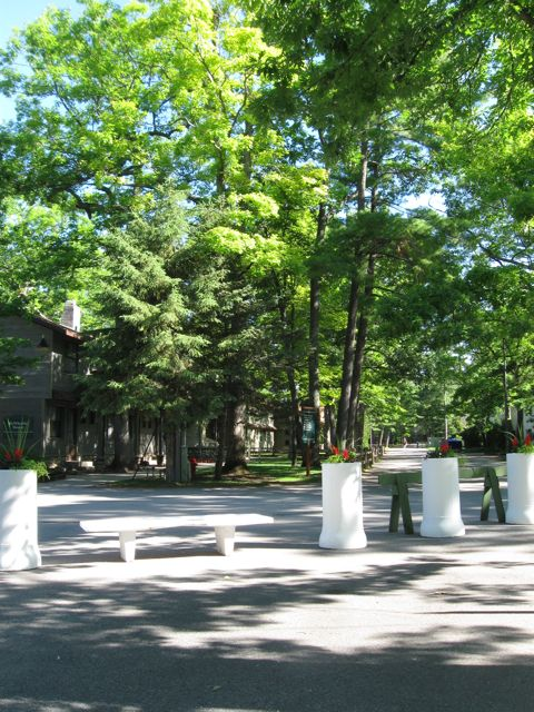 Interlochen main camp dorms