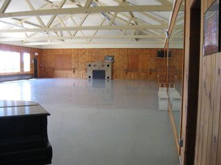 Interlochen Dance room