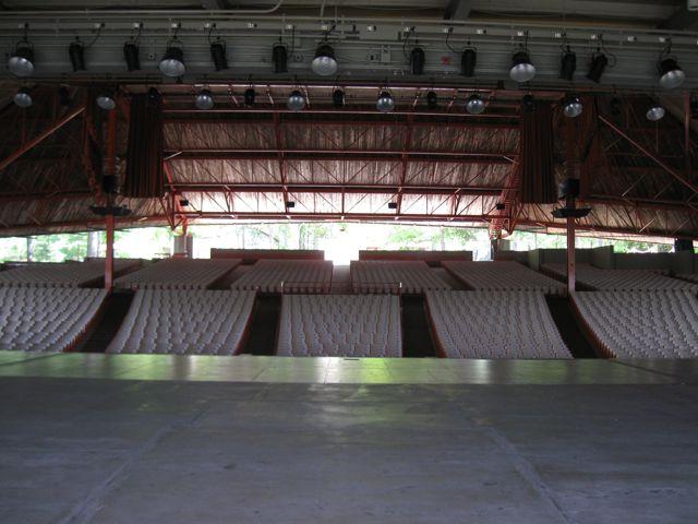 Interlochen view from Kresge Stage