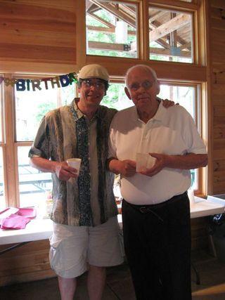 Bob and john june 2011