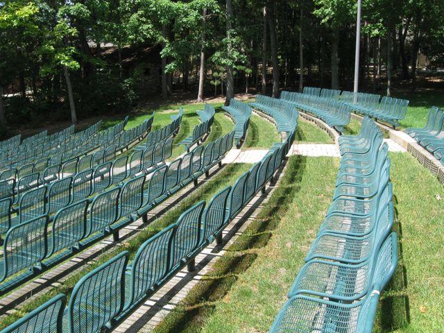 Interlochen new Bowl seats 2