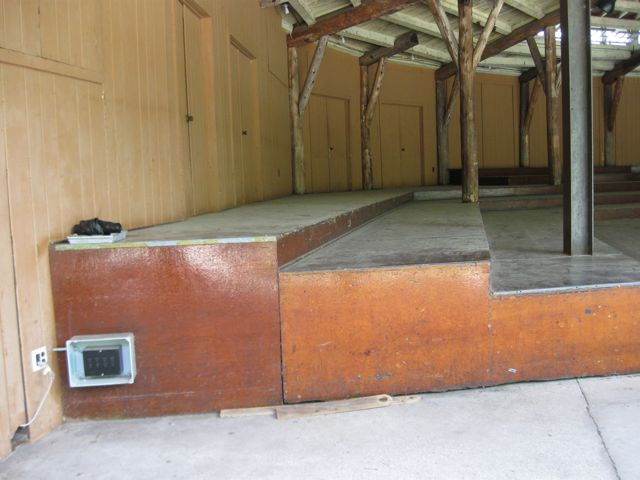 Interlochen Bowl old risers