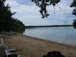 Interlochen Stone beach