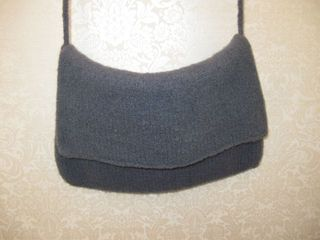 Felted purse 1