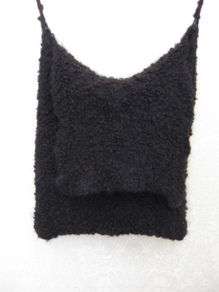 Felted purse 2