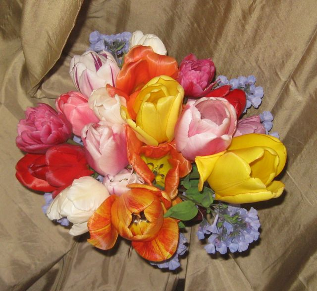 Mother's day bouquet cropped