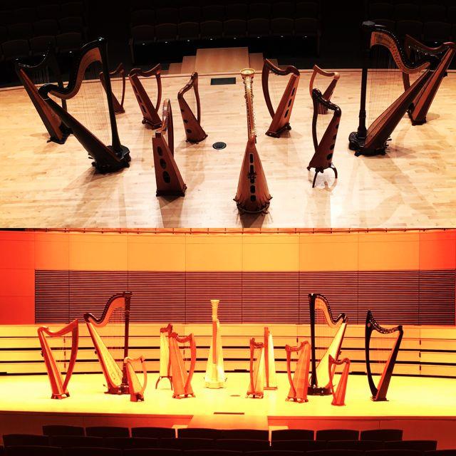 Bedford stage harps IP