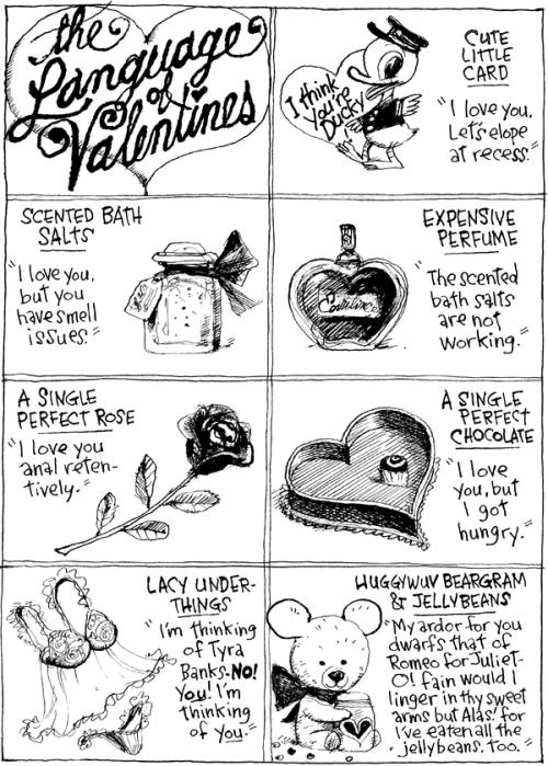 Richard's Poor Almanac 2