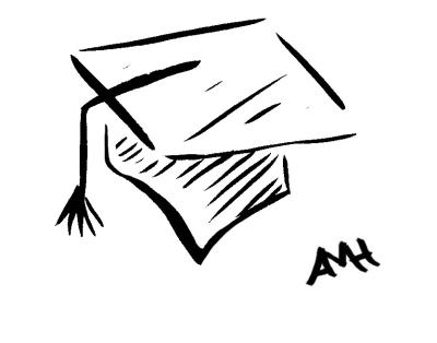 Graduation hiatus w sig