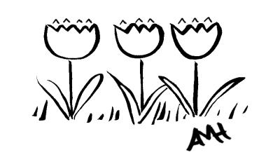 Messengers flowers w sig