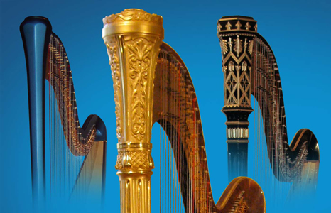 3 harps Anne Morse Hambrock