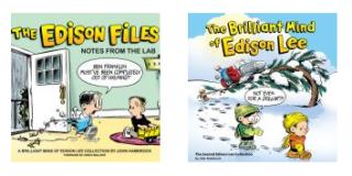 Brilliant-Mind-Of-Edison-Lee-Books