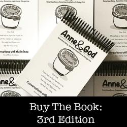 Anne and God 3rd edition book cover storelink