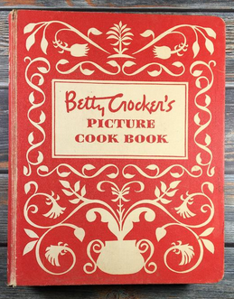 Betty Crocker Picture Cookbook overbooked and underpaid anne morse hambrock