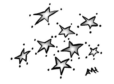 Stars Anne and God