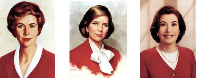 Betty Crockers 1980 1986 1996
