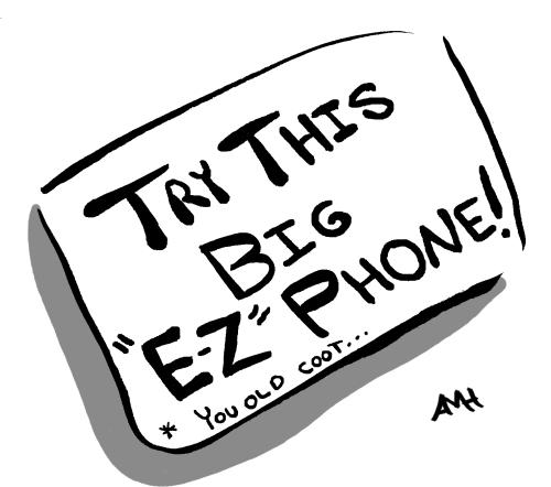 EZ phone anne and god