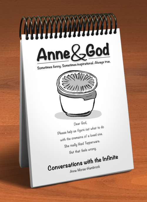 Amazon anne and god cover