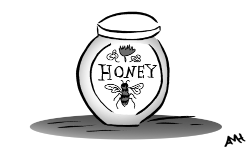 Honey Jar anne and god